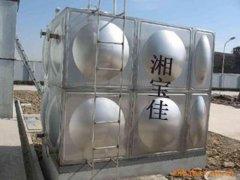 bu锈钢水箱对生活的影响