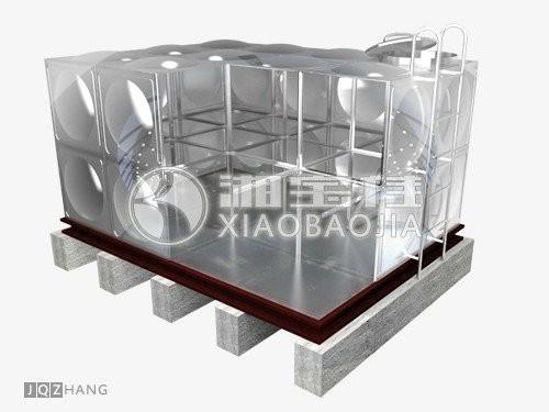 水箱安装内部结构