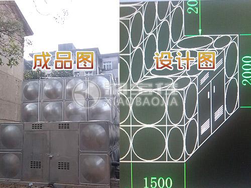 箱式泵站设计