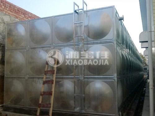 长沙新金辐消防水箱