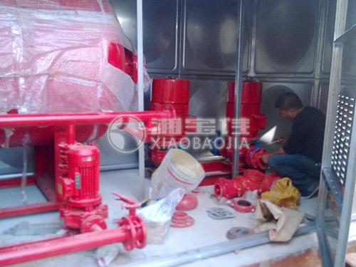 长沙新金辐消防供水设备