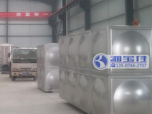 湖南不锈钢水箱厂