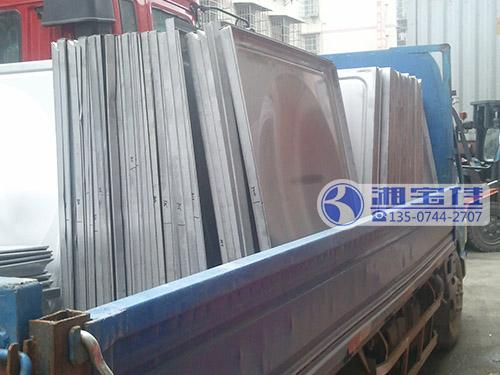 不锈钢冲压水箱方便运输